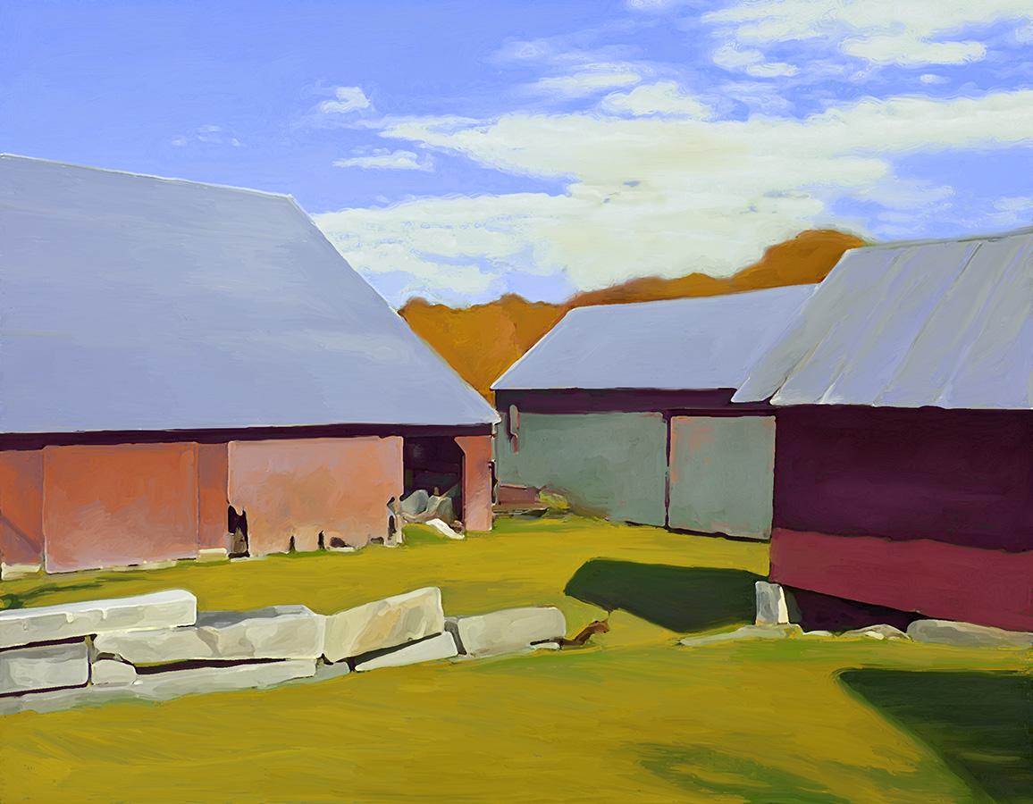 Converging Barns