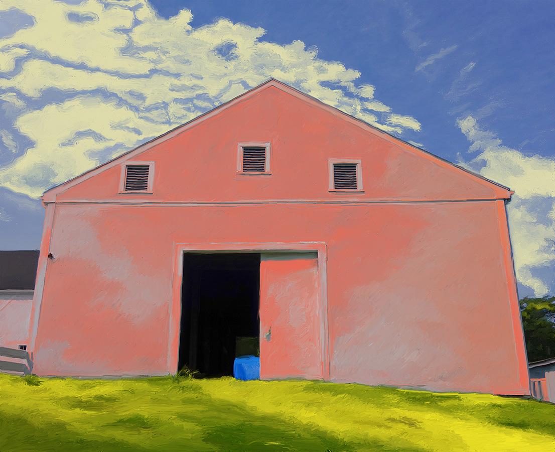 Drumlin Salmon Barn